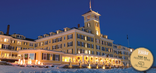 New Hampshire Wedding DJs for Weddings at The Mountain View Grand