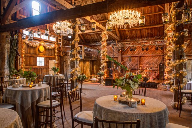 New Hampshire Wedding DJs for Weddings at Bishop Farm